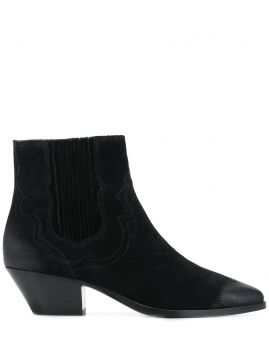 Ankle Boot Falcon - Ash