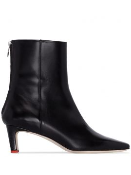 Ankle Boot Ivy De Couro - Aeyde