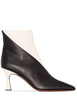 Duck 80mm Ankle Boots - Manu Atelier