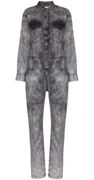 Idesia Faded Denim Jumpsuit - Isabel Marant étoile