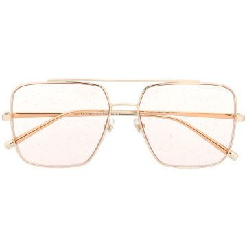 Aviator Frame Sunglasses - Marc Jacobs Eyewear