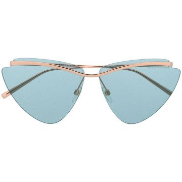 Cat Eye Frame Sunglasses - Marc Jacobs Eyewear