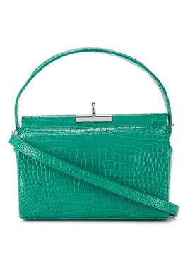 Crocodile Effect Tote Bag - Gude