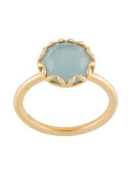 Paloma Two Tone Ring - Astley Clarke