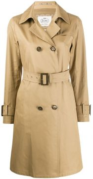 Belted Trench Coat - Herno