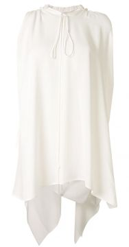 Long Sleeveless Tunic Top - Dice Kayek