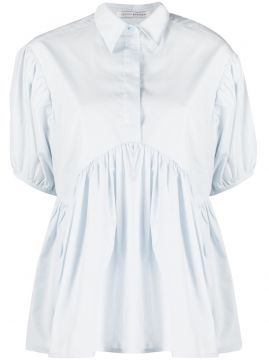 Esther Flared Blouse - Cecilie Bahnsen