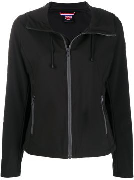 Hooded Fitted Jacket - Colmar