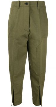 Tapered Cargo Trousers - Colville