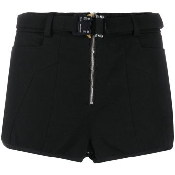 Buckled Fitted Short - 1017 Alyx 9sm