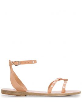 Koufonisi Studded Sandals - Ancient Greek Sandals