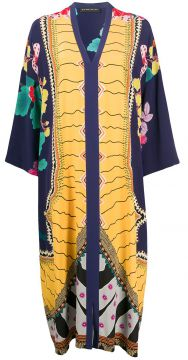 Oversized Kaftan Dress - Etro