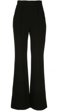 Wide Leg Trousers - Alex Perry