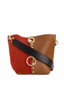 Gaia Two-tone Shoulder Bag - See By Chloé