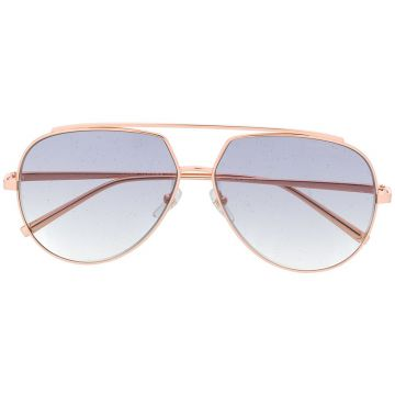 óculos De Sol Aviador Degradê - Marc Jacobs Eyewear