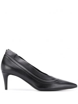 Layered Kitten Heel Pumps - Acne Studios
