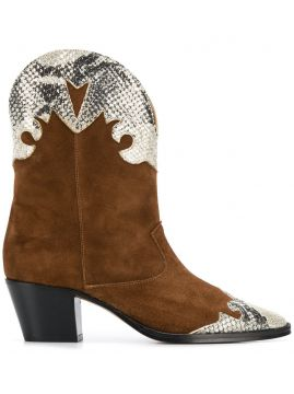 Ankle Boot Western - Paris Texas
