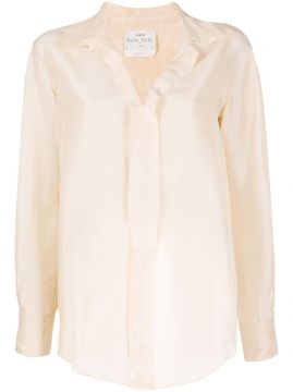 Spread-collar Shirt - Forte Forte