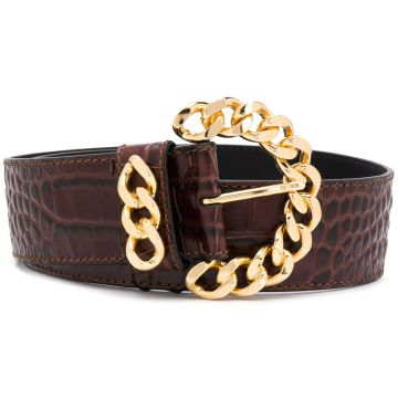 Chain Buckle Belt - Kate Cate