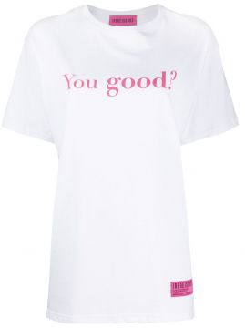 You Good Cotton T-shirt - Irene Is Good