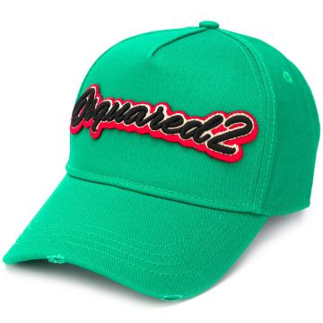Embroidered Logo Baseball Cap - Dsquared2
