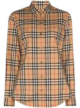 Lapwing Vintage Check Shirt - Burberry