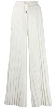 Pleated Drawstring Trousers - Kappa