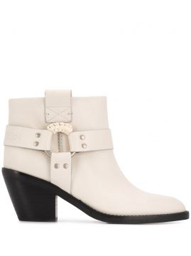 Side-ring Ankle Boots - See By Chloé