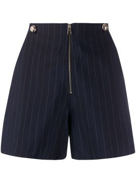 Pinstriped Tailored Short - Hilfiger Collection