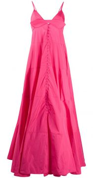 La Robe Manosque Long Dress - Jacquemus