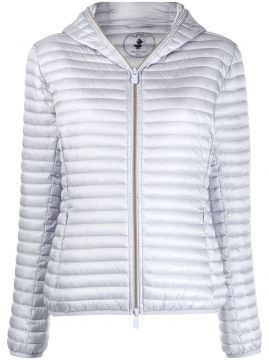 Padded Zip-up Jacket - Save The Duck
