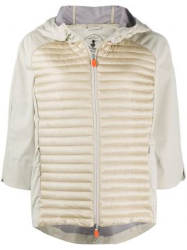 Quilted Puffer Jacket - Save The Duck