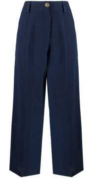 Cropped Palazzo Trousers - Etro