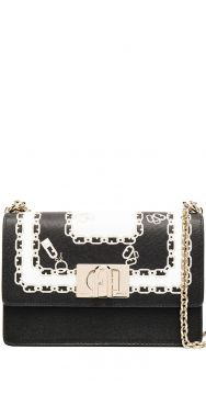 Chain Print Crossbody Bag - Furla