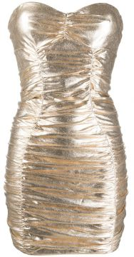 Ruched Mini Dress - Elisabetta Franchi