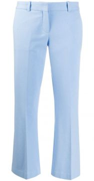 Cropped Kick-flare Trousers - Circolo 1901