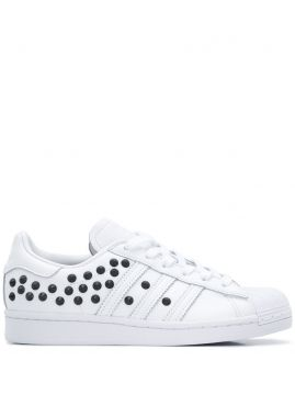 Superstar Low Top Sneakers - Adidas