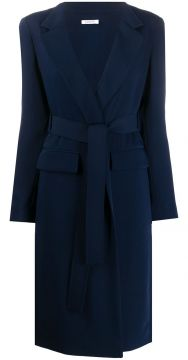 Belted Trench Coat - P.a.r.o.s.h.