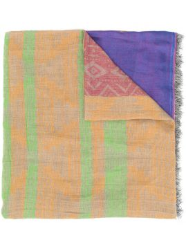 Abstract Pattern Scarf - Alessia Santi
