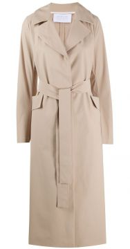Belted Trench Coat - Harris Wharf London