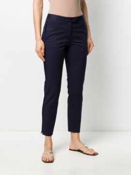 Slim-fit Tailored Trousers - Brag-wette