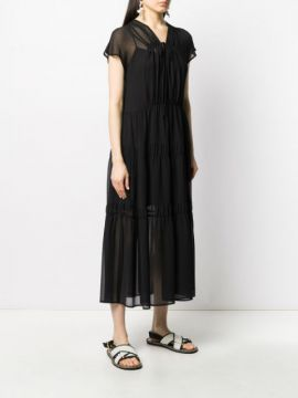 Layered Style Tiered Dress - See By Chloé