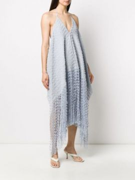 Riviera Fringed Dress - Jacquemus