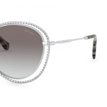 La Mondaine Cat-eye Sunglasses - Miu Miu Eyewear