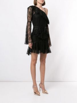 Vestido Mini Shadow Love - Alice Mccall