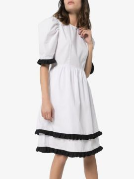 Spring Prairie Knee-length Dress - Batsheva