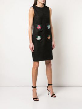 Vivian Embroidered Dress - Cynthia Rowley