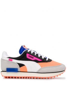 Future Rider Play Panelled Sneakers - Puma