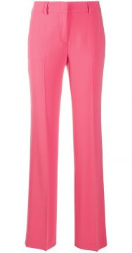 Flared Style Trousers - Alberto Biani