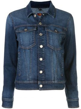 Jaqueta Jeans - 7 For All Mankind